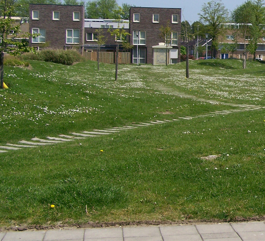 Welkom op rup scanfil for Wadi in tuin