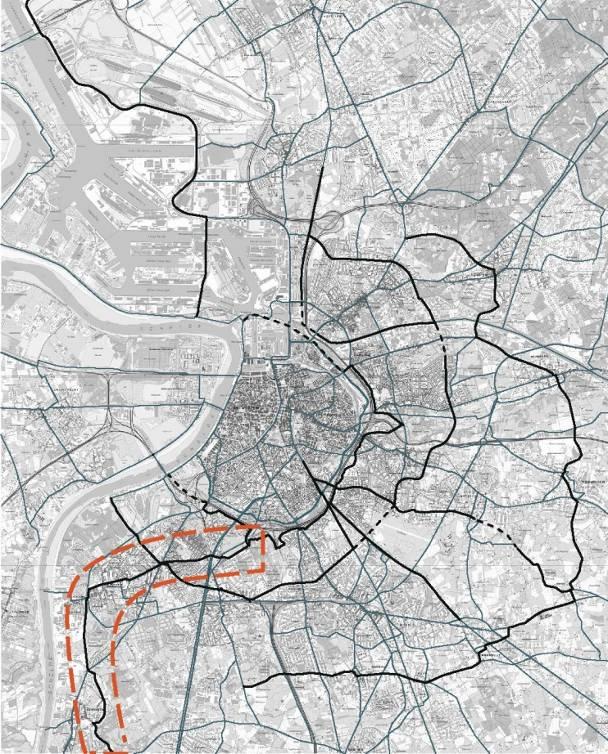L052 Fietspad langs de lijn L52 (Boom-Antwerpen) Fietssnelweg F13 I_RUP_11002_214_60004_00001_200047
